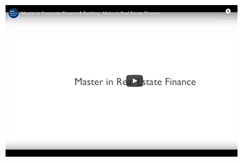 Luiss Business School - Real Estate & Finance - Major del Master in Financial Management